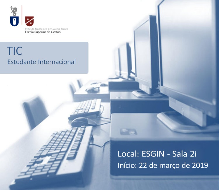 TIC - Estudante Internacional